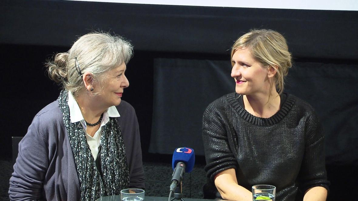 Helena a Hana Třeštíkovy