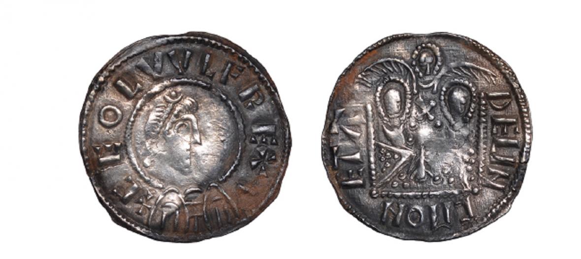 Mince z vikinského pokladu