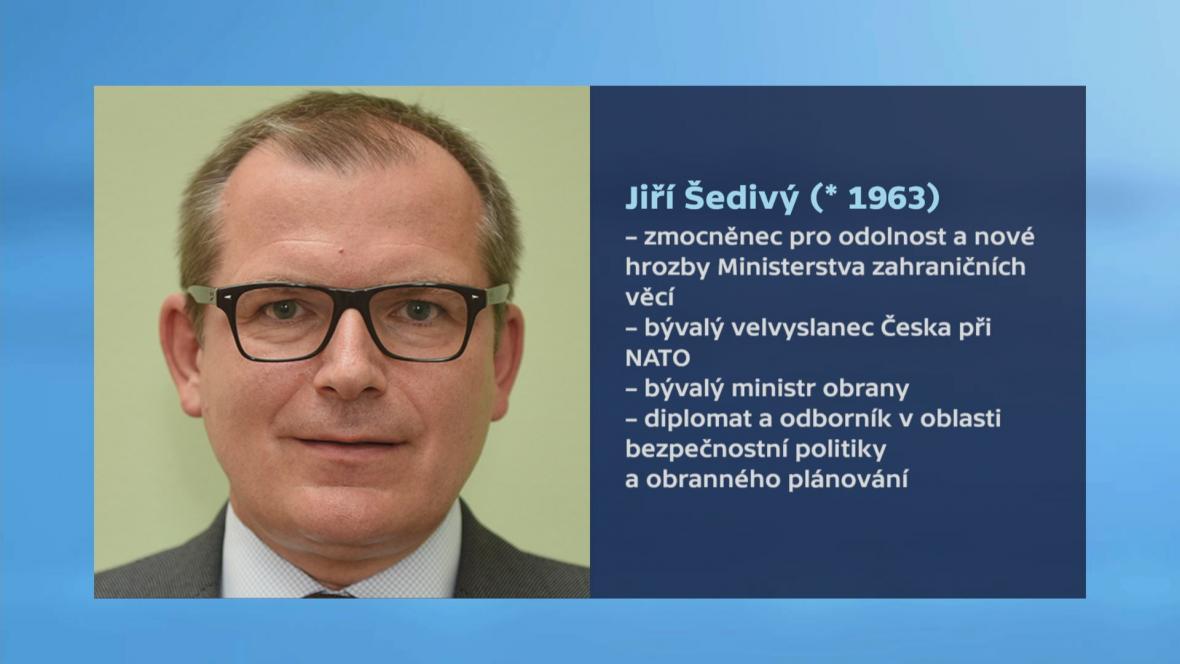 Jiří Šedivý profil