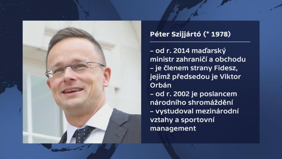 Peter Szijjartó