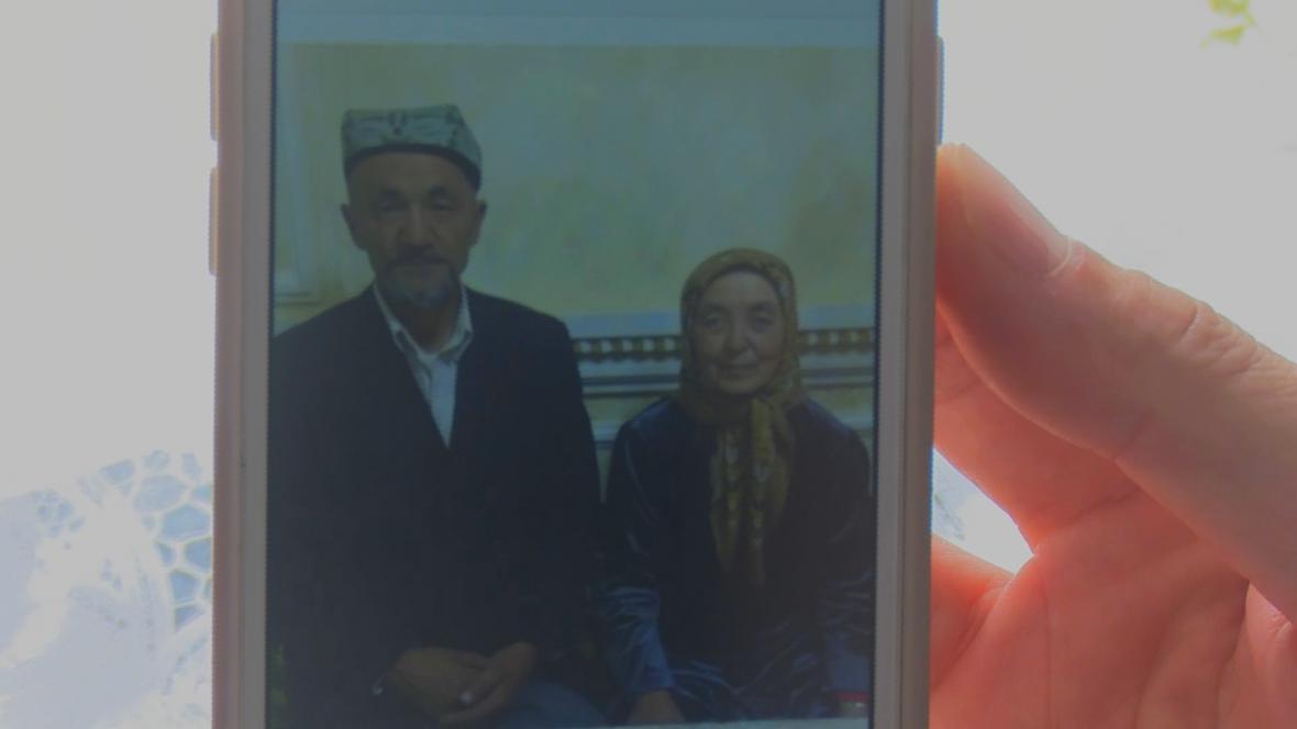 Ujgurova rodina