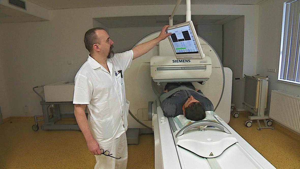 Speciální kamera pomáhá lepší diagnostice neurologických onemocnění