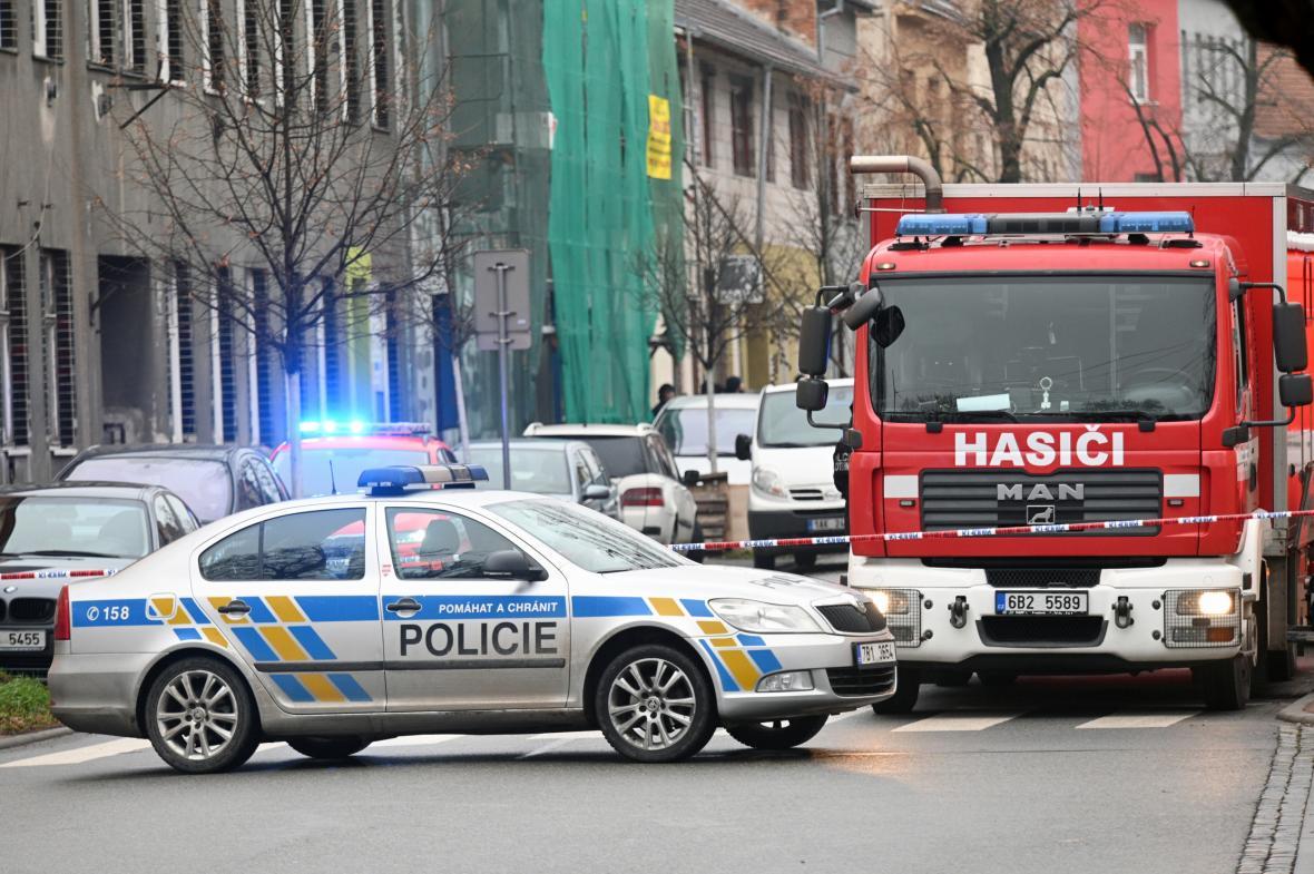 Brno, Šámalova ulice