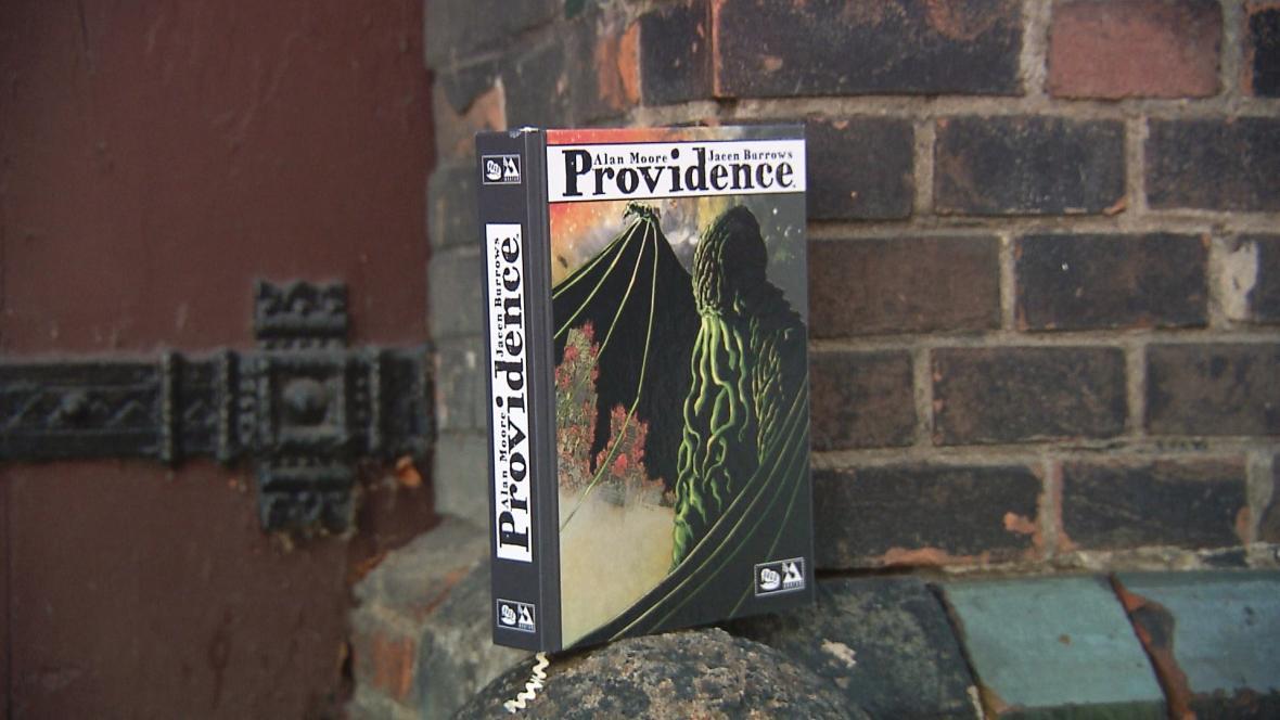 Komiksový opus Providence
