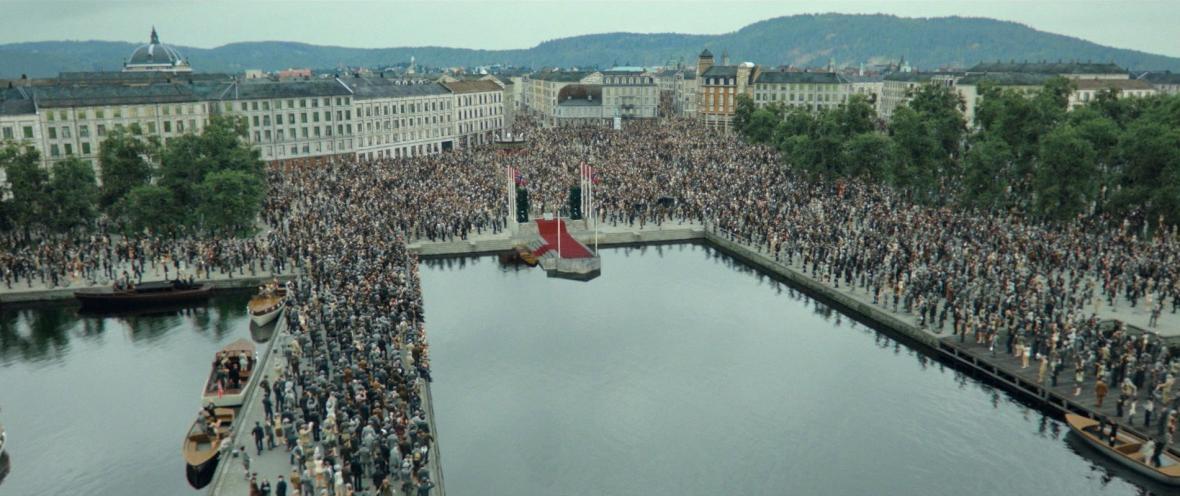 Z filmu Amundsen (2019)