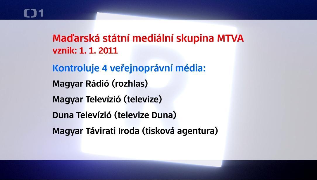 Maďarská státní mediální skupina