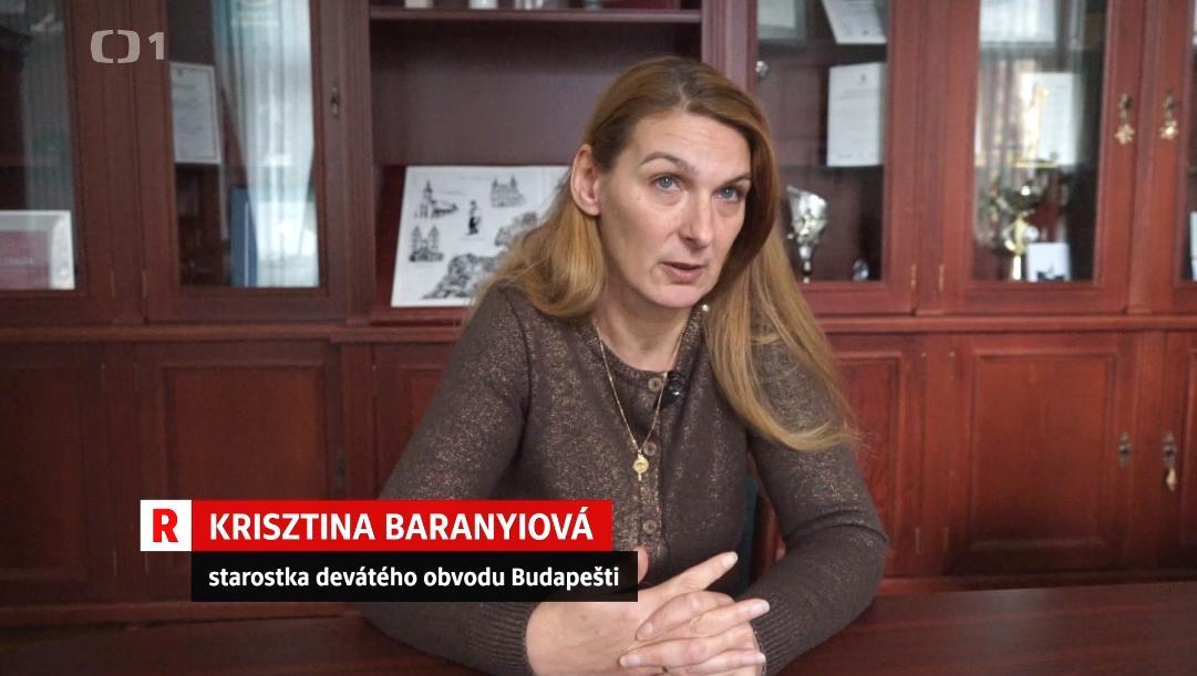 Krisztina Baranyiová