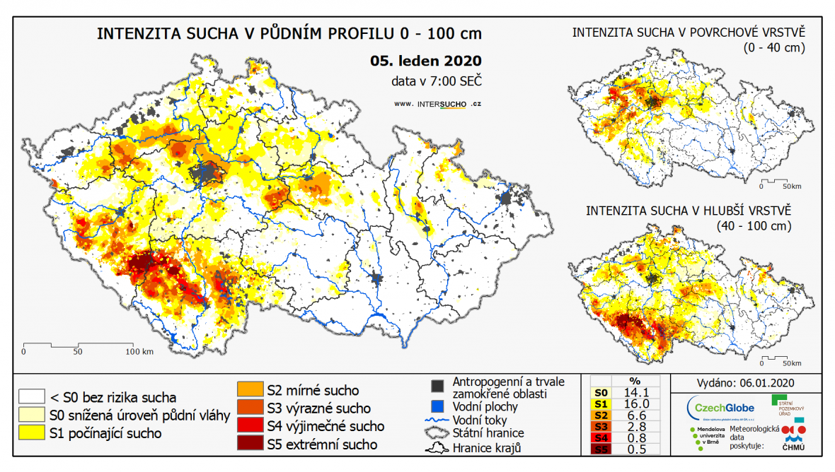 Mapa sucha (5. 1. 2020)