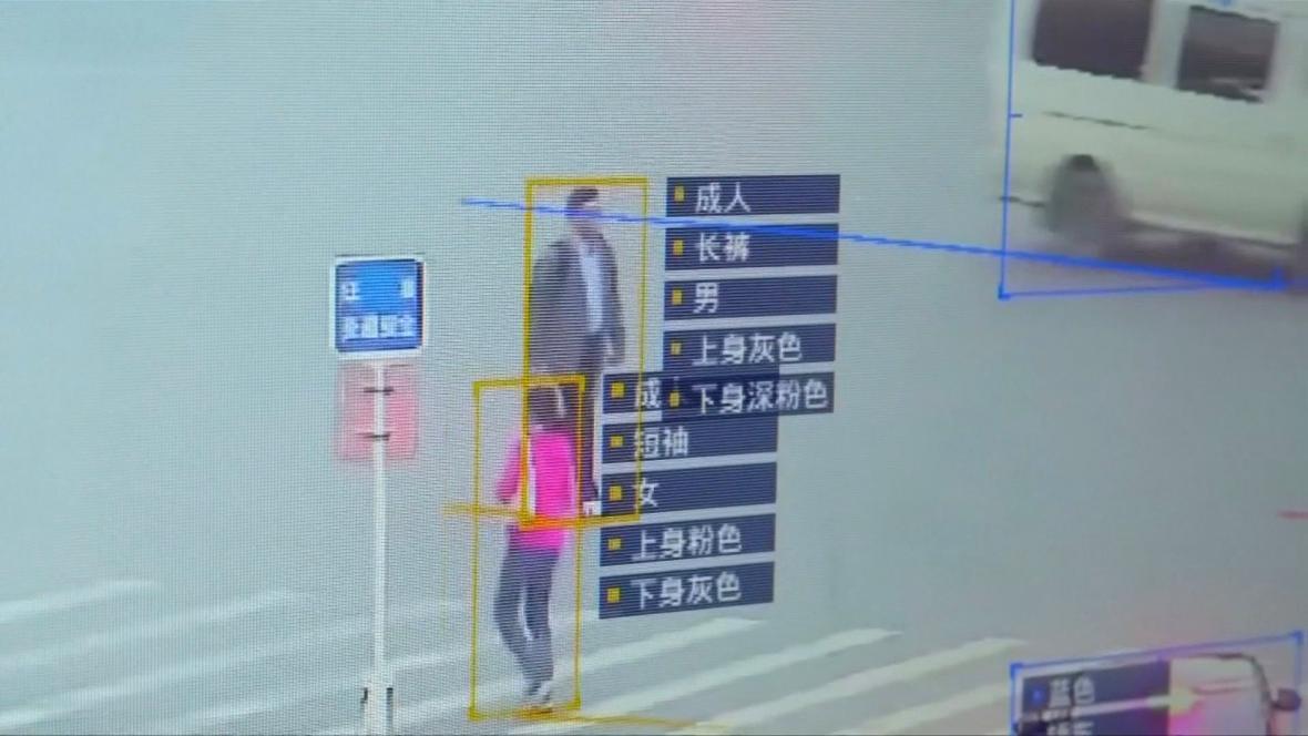 Čínský bezpečnostní systém