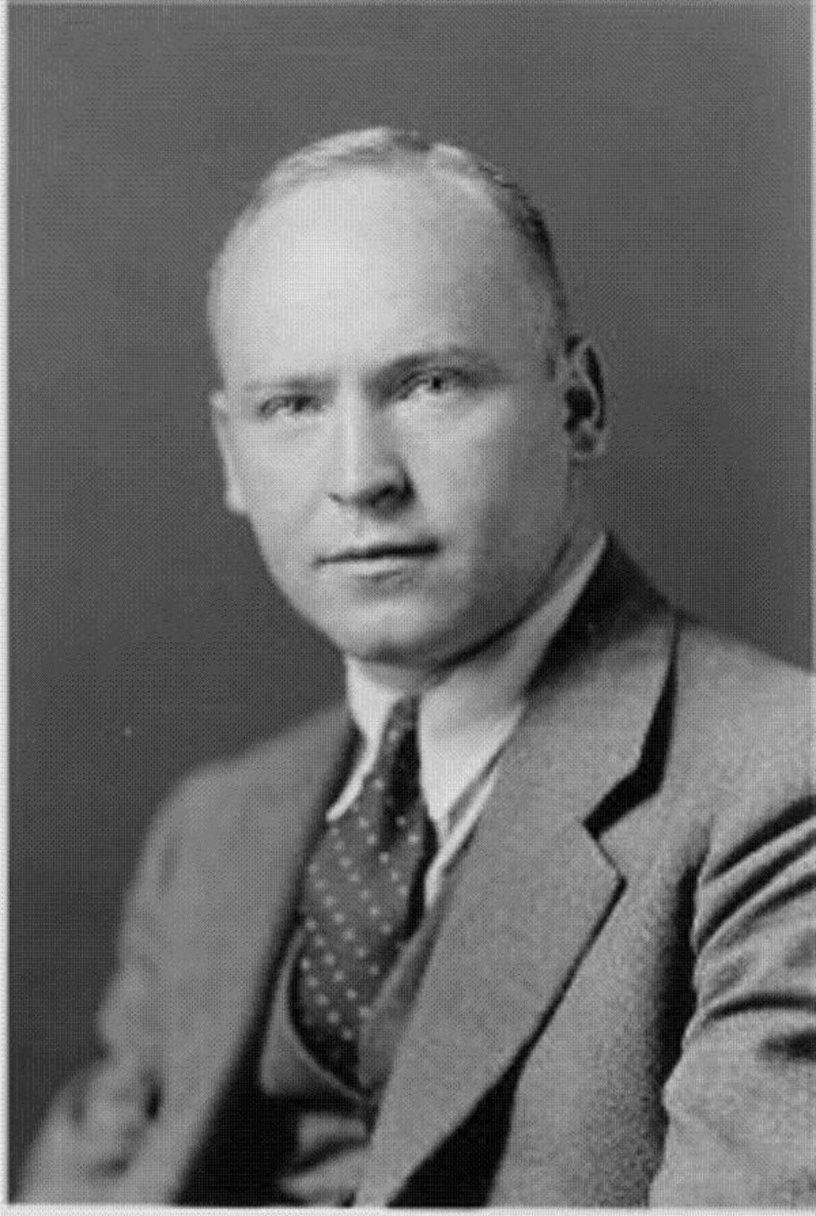 Carl Gustav Arvid Rossby