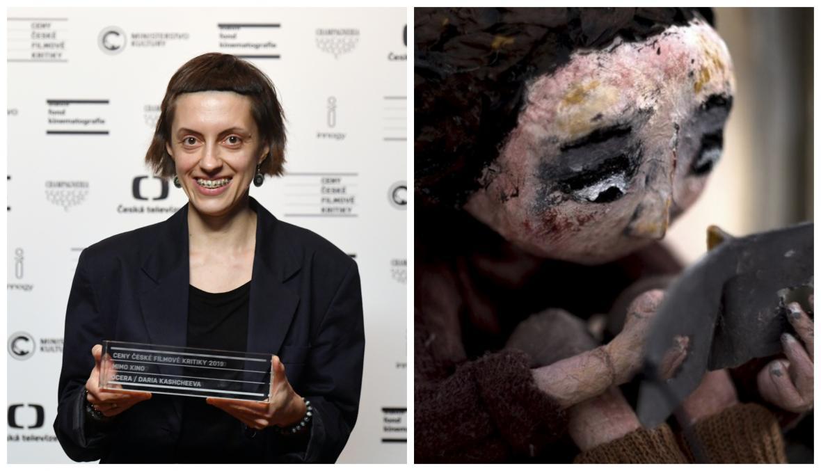 Ceny české filmové kritiky za rok 2019: Daria Kashcheeva