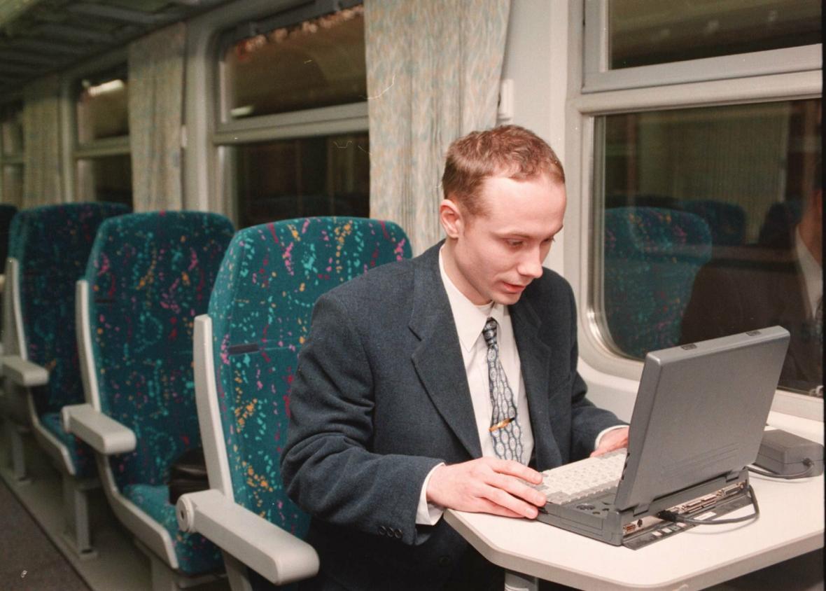 Vlak Manažer
