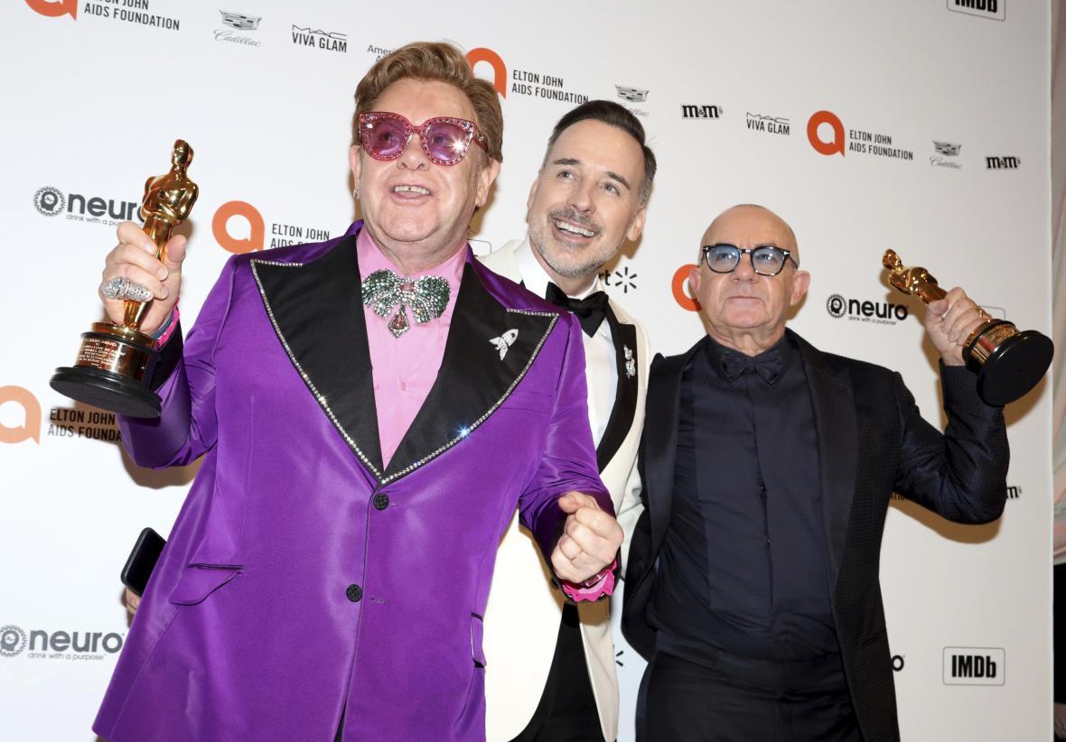 92. ceny Oscar