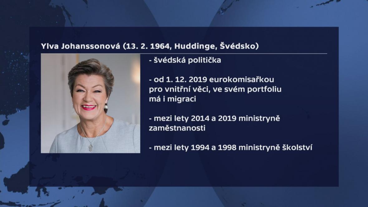 Ylva Johanssonová