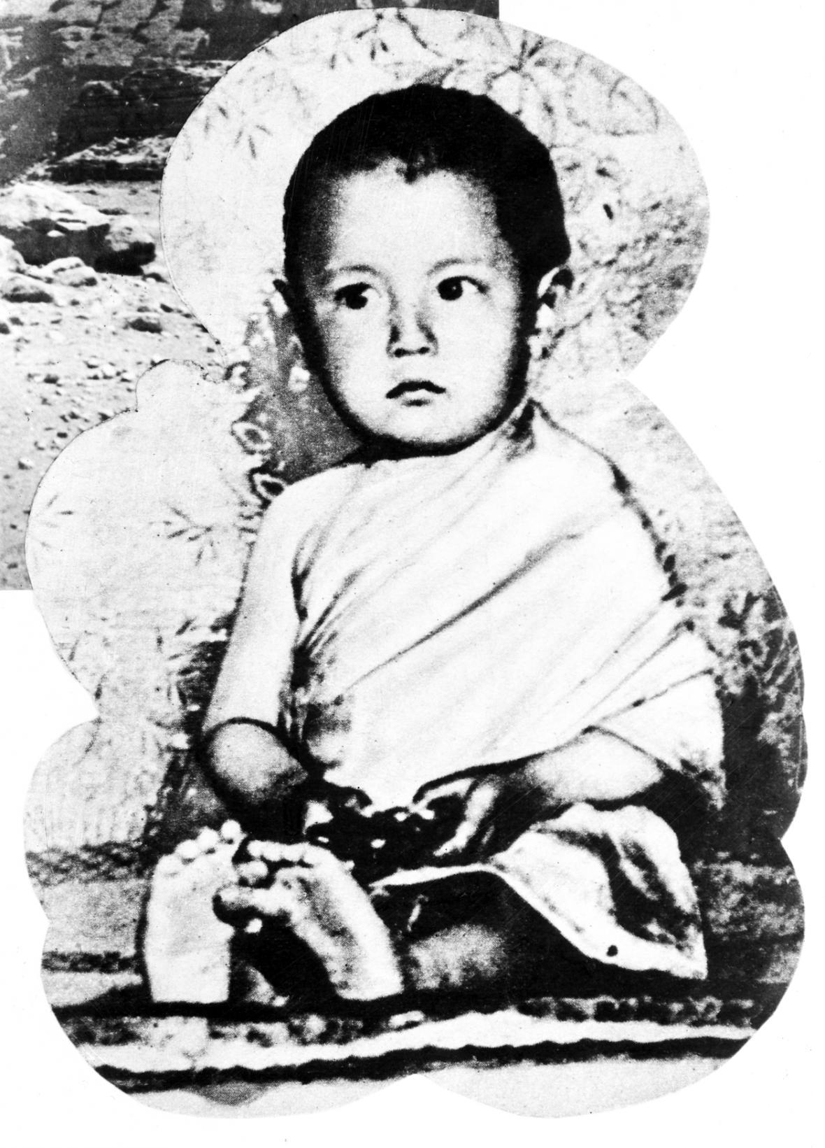 Dalajlama byl vysvěcen v únoru 1940