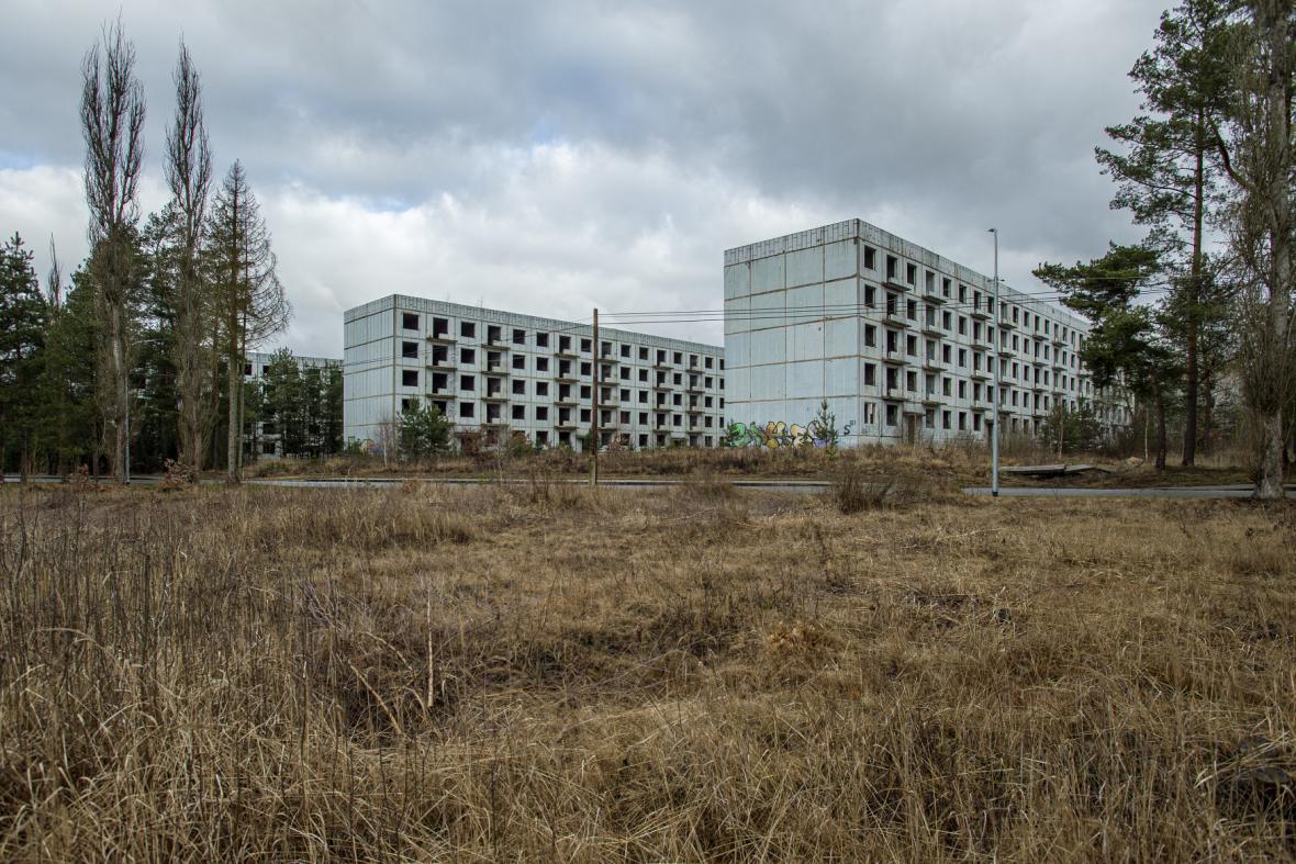 Areál vojenského prostoru Ralsko