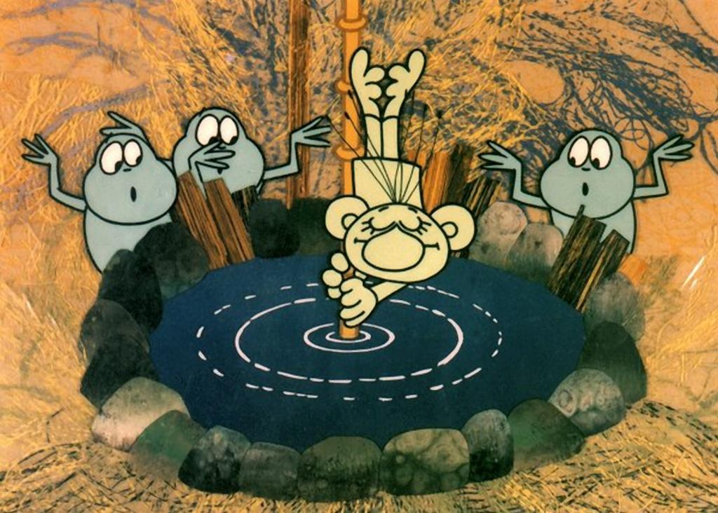 Rákosníček a jeho rybník