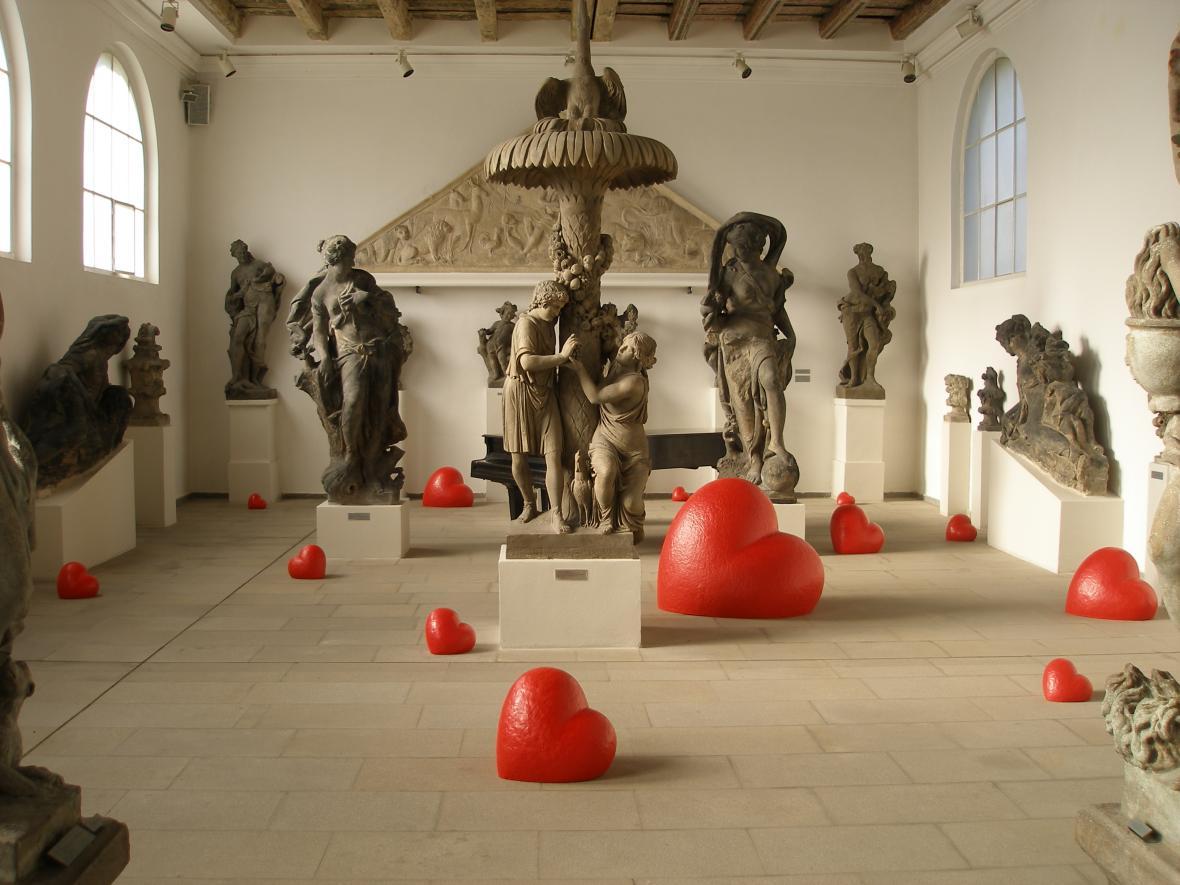 Kurt Gebauer / Srdce, 2000