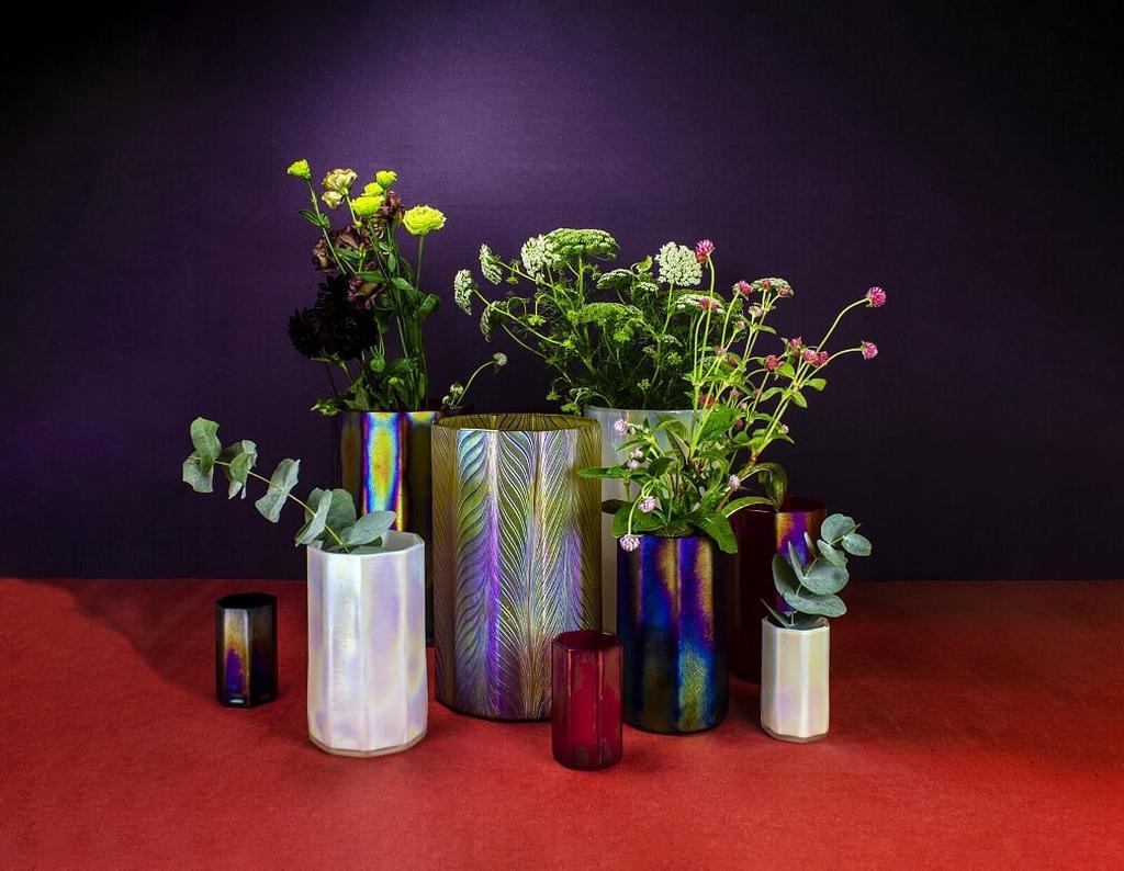 LLEV / vázy Nueevo