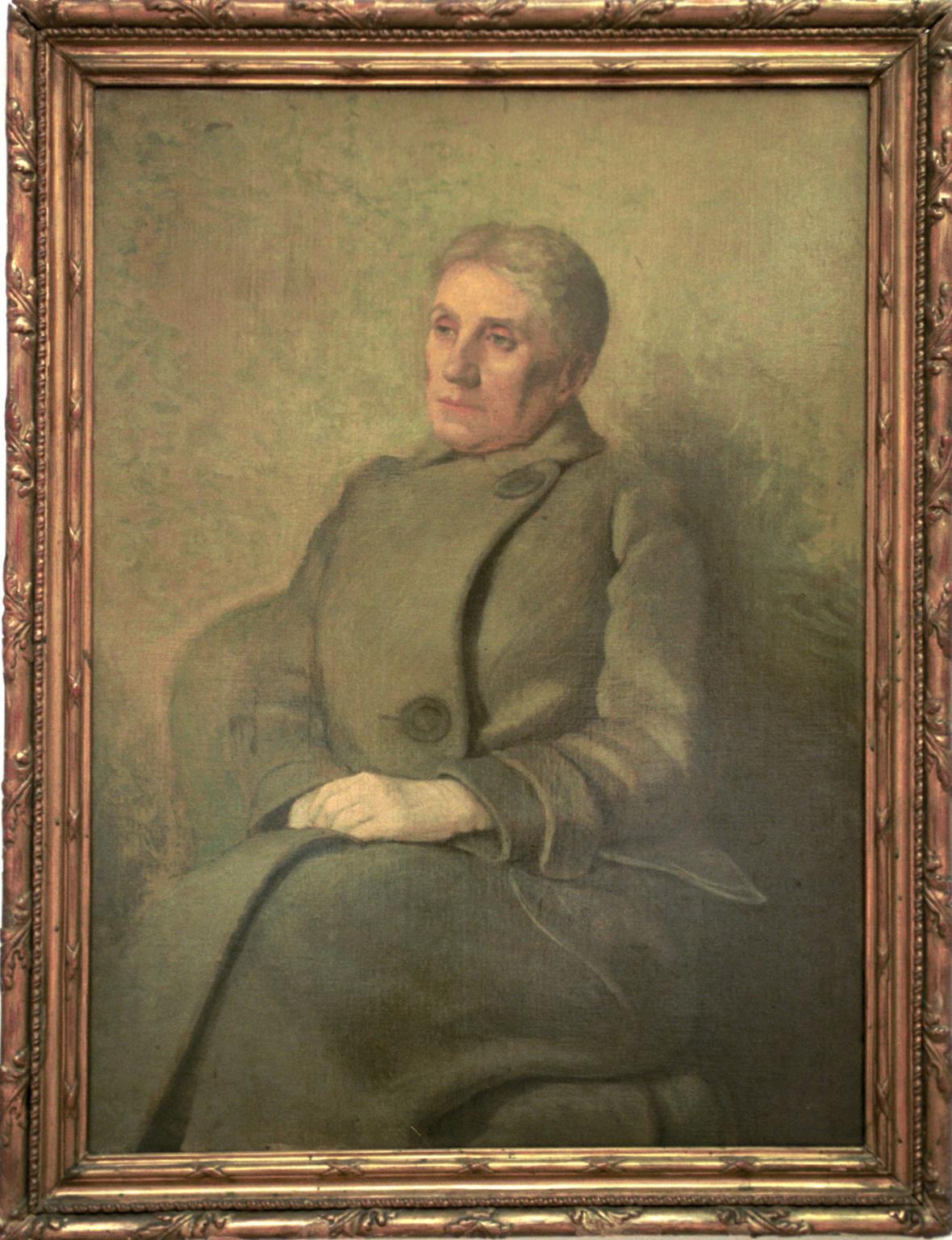 Charlotte Garrigue Masaryková