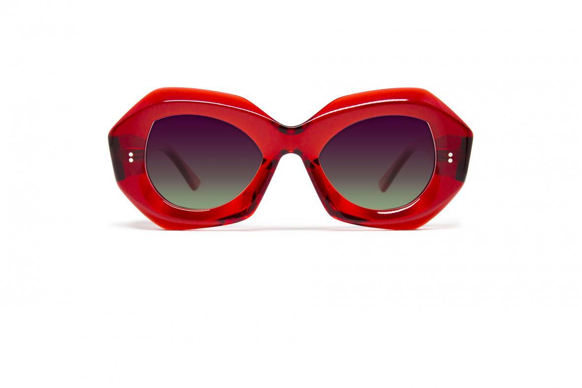 Dana Prekopová a Nastassia Aleinikava Studio / kolekce brýlí IOKO x NA Summer