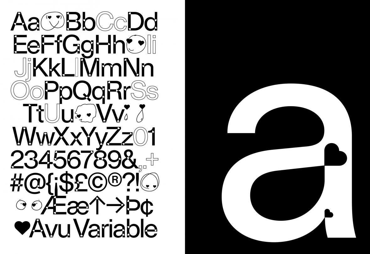 20YY Designers / vizuální identita Akademie výtvarných umění