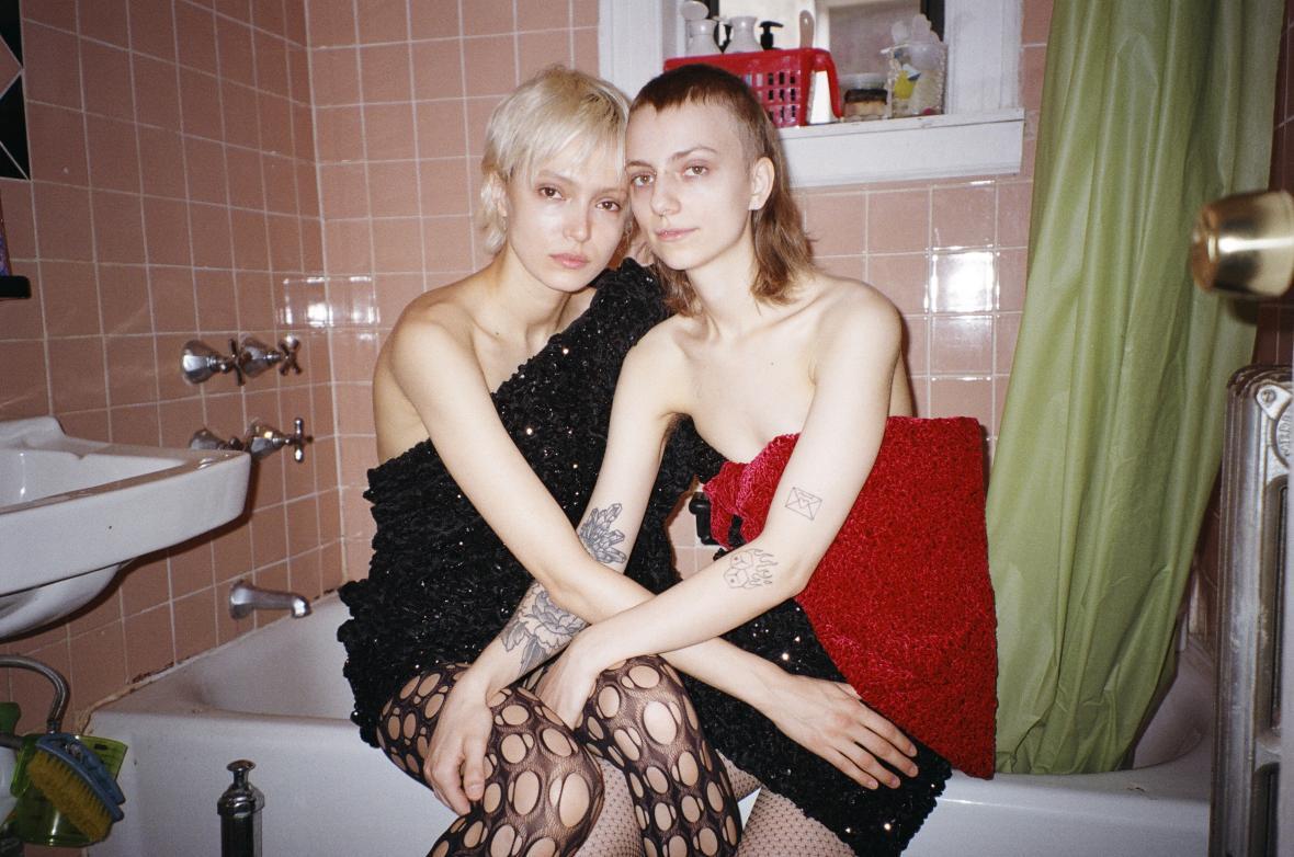 Marie Tomanová / fotografie IRL City (New York Magazine)