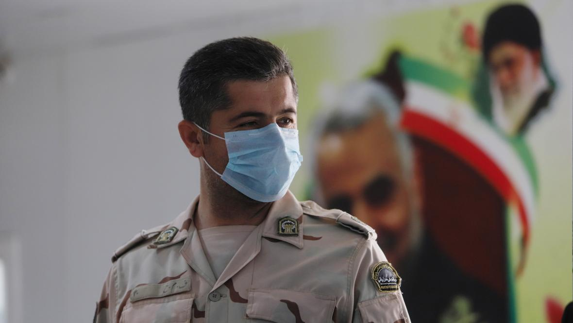 Írán je nejvíc zasaženou zemí Blízkého východu