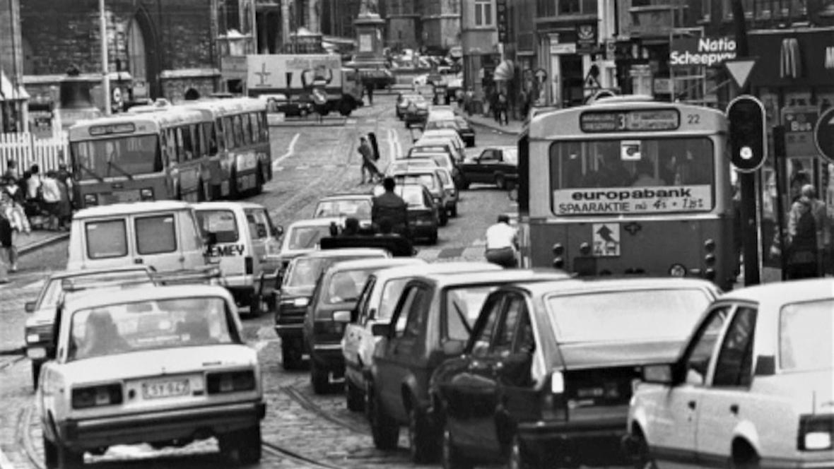 Gent v 80. letech