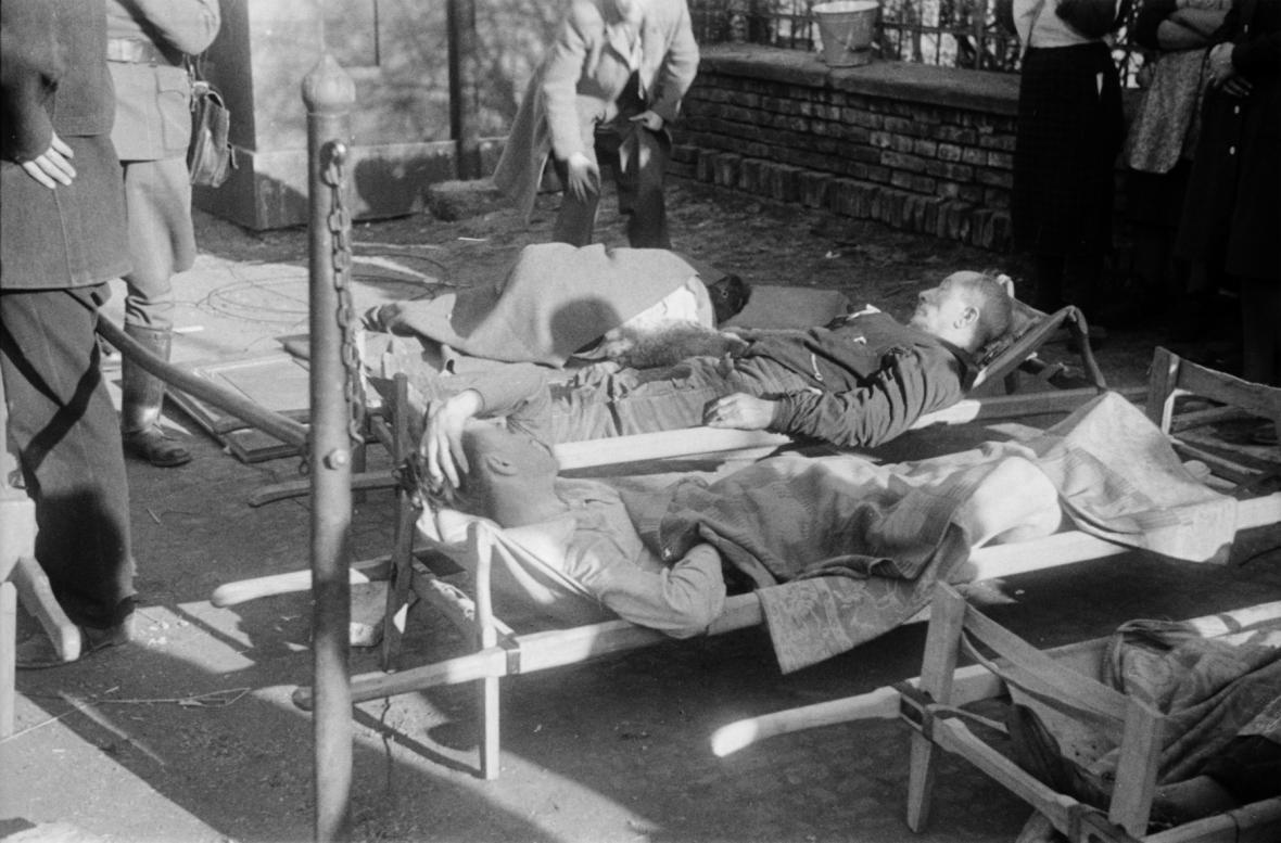 Bombardování Prahy 25. března