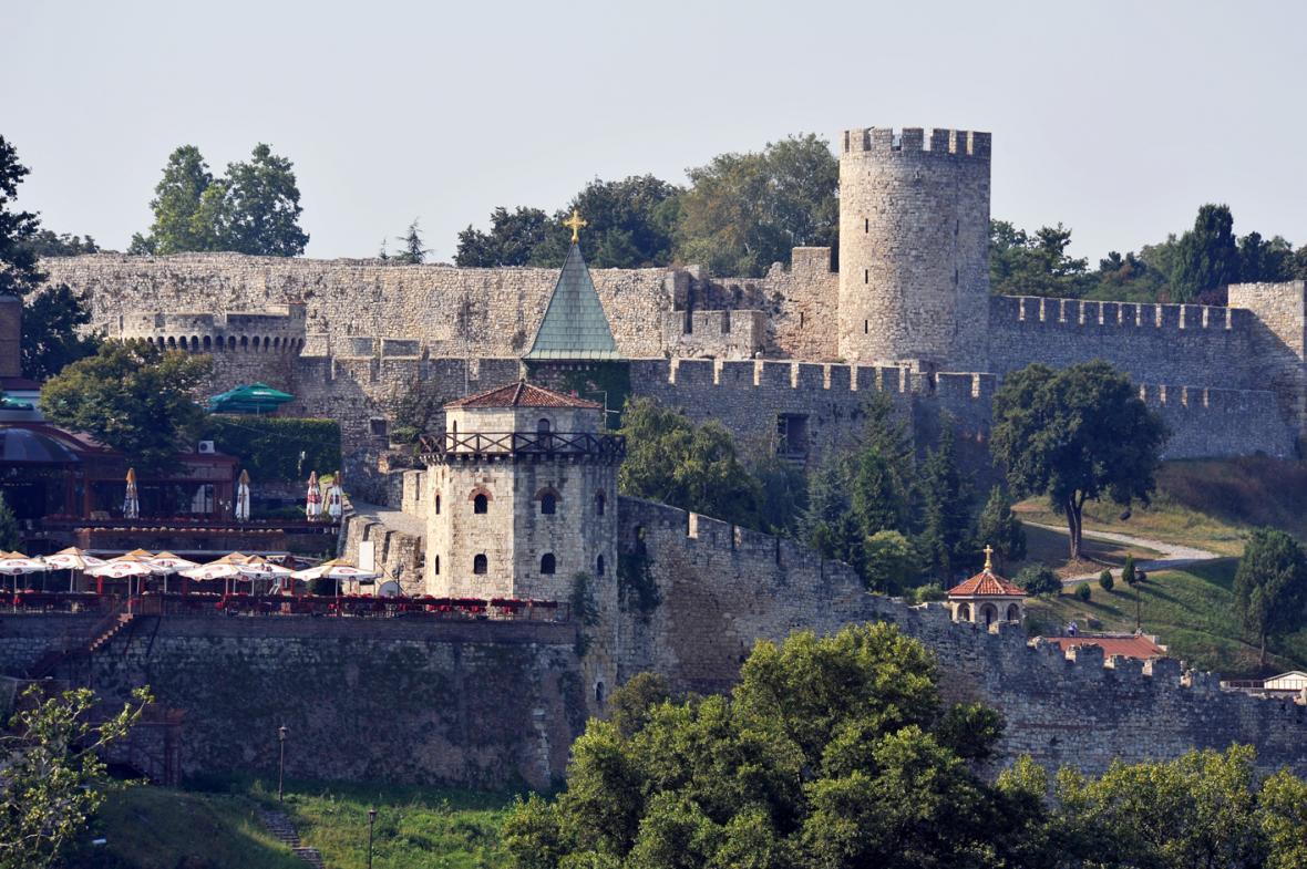 Pevnost v Bělehradu