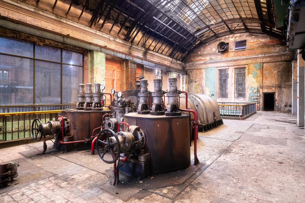 Tepelná elektrárna Szombierki v Bytomi