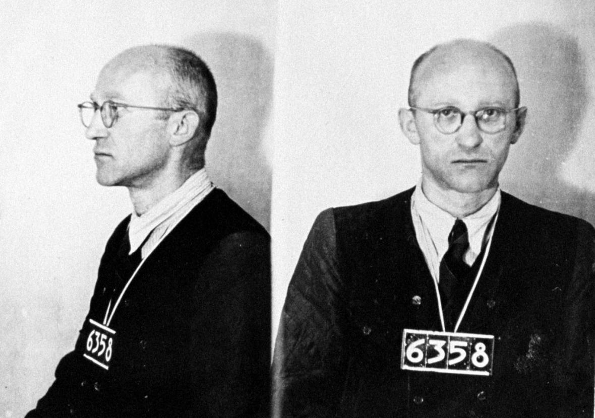 Nacista Werner Tutter po válce spolupracoval s StB