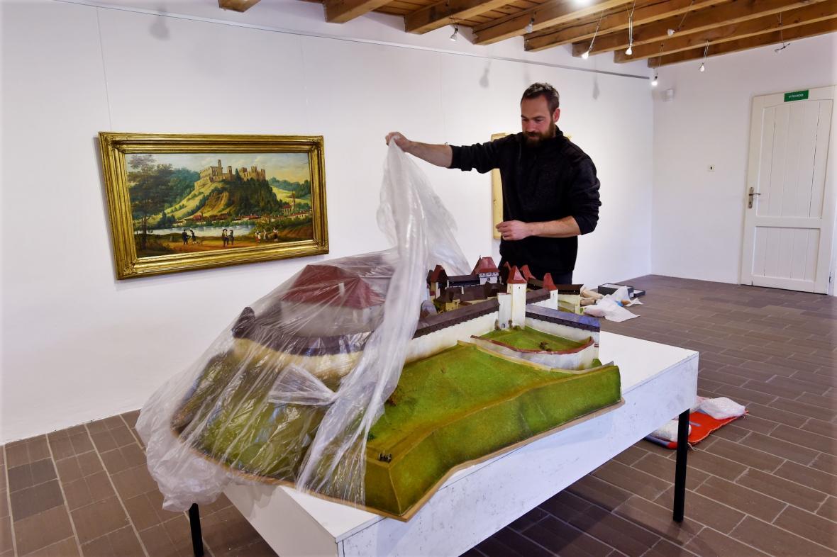 V Helfštýně připravují výstavu na dobu uvolnění opatření