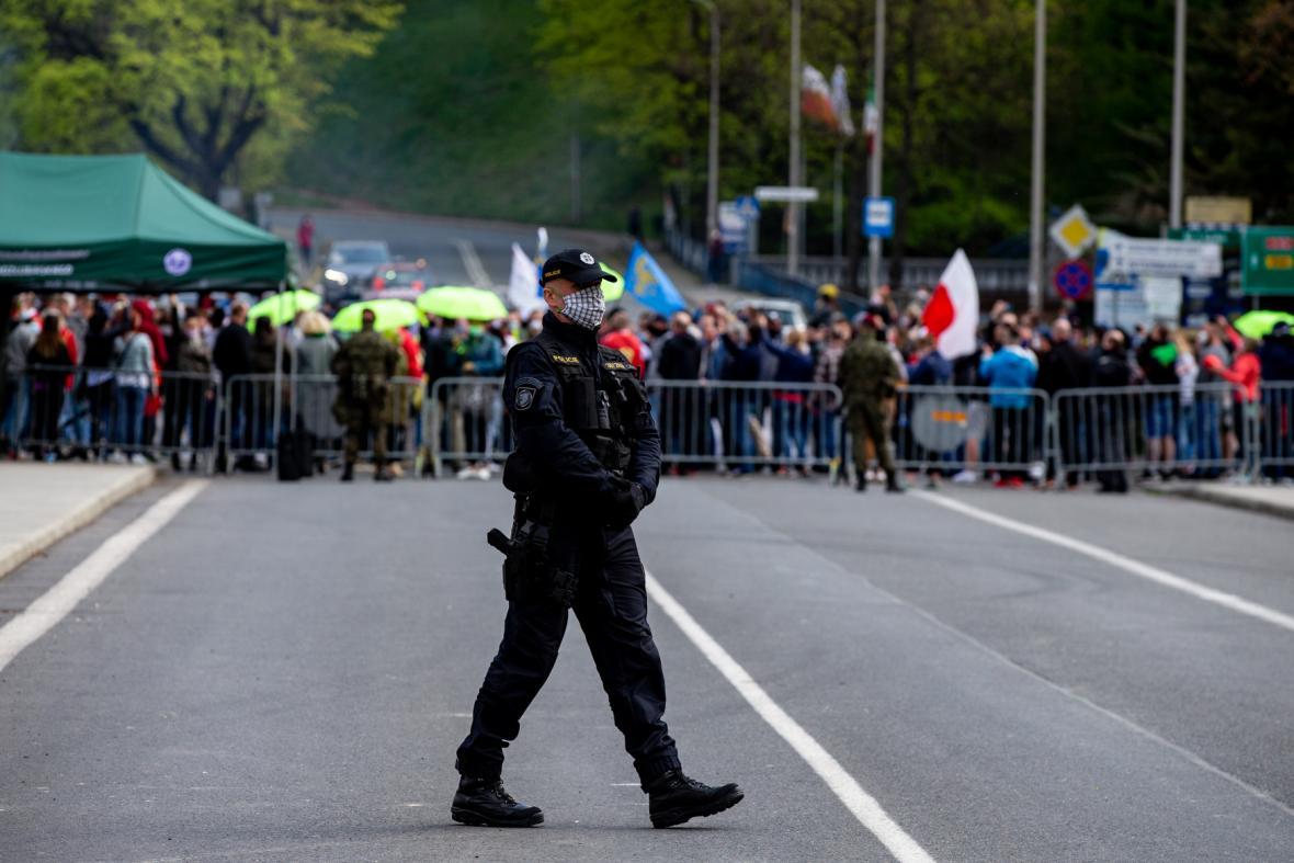 Těšínský protest