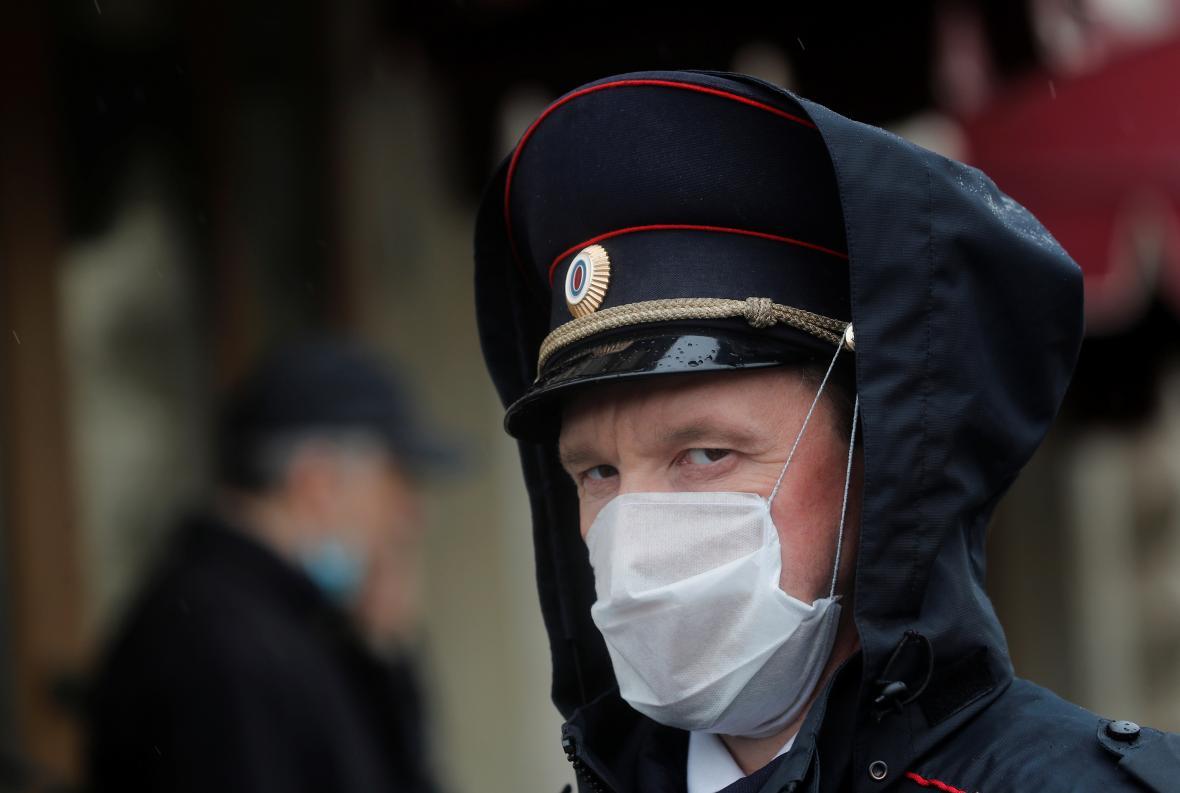 Také ruské oslavy vítězství ve druhé světové válce ovlivnila koronavirová pandemie