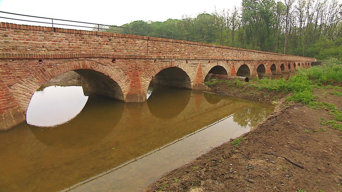 Most v květnu 2020