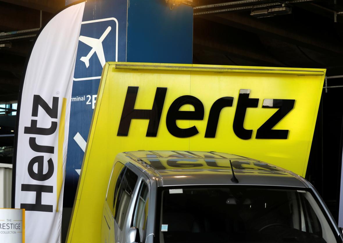 Autopůjčovna Hertz