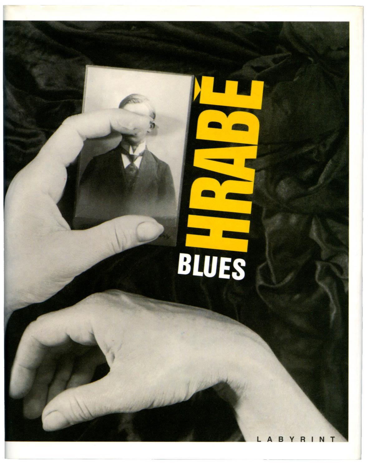 Blues ve vydání nakladatelství Labyrint