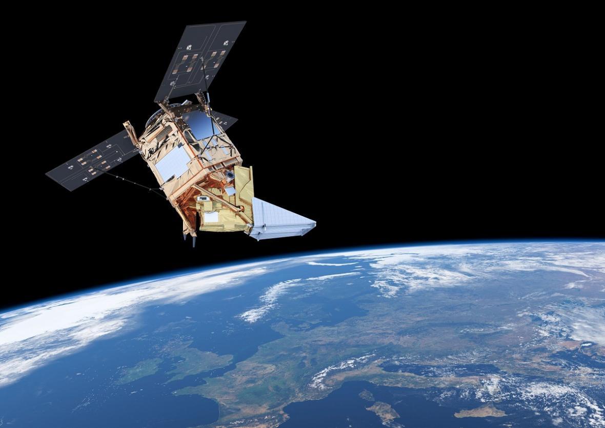 Družice Sentinel 5P