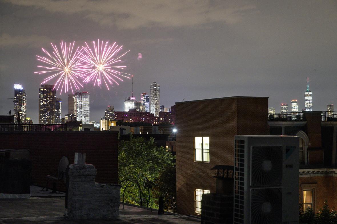 Juneteenth v městské části Brooklyn v New Yorku
