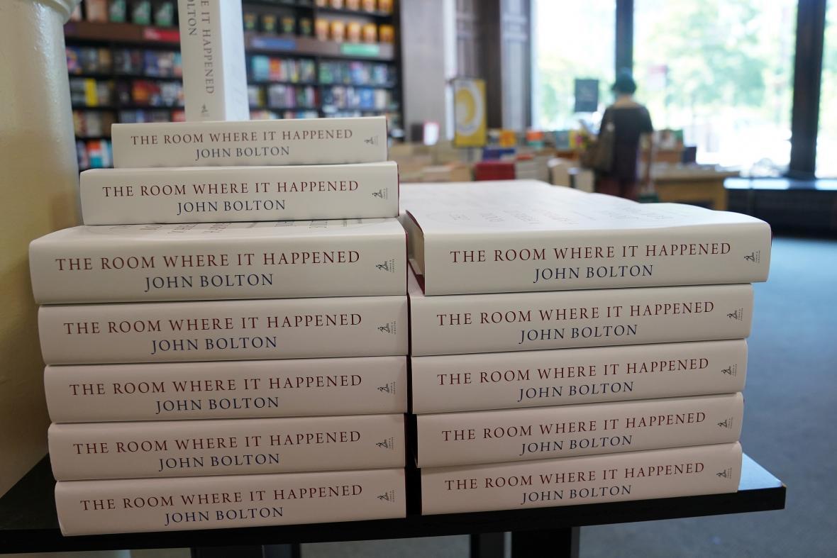 Kniha Johna Boltona