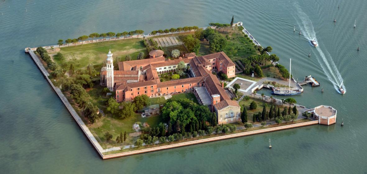 Klášter San Lazzaro v Benátkách