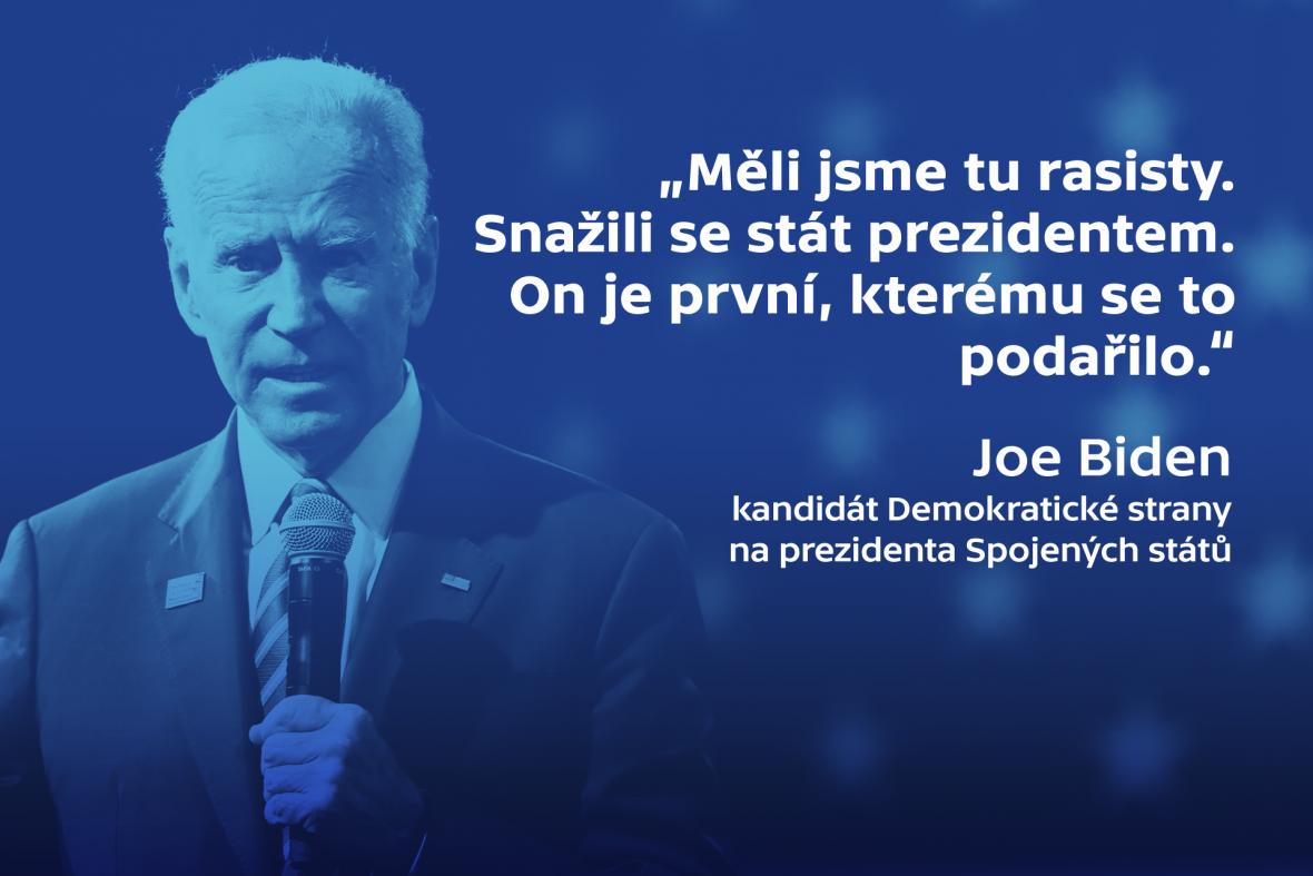 Citát – Joe Biden