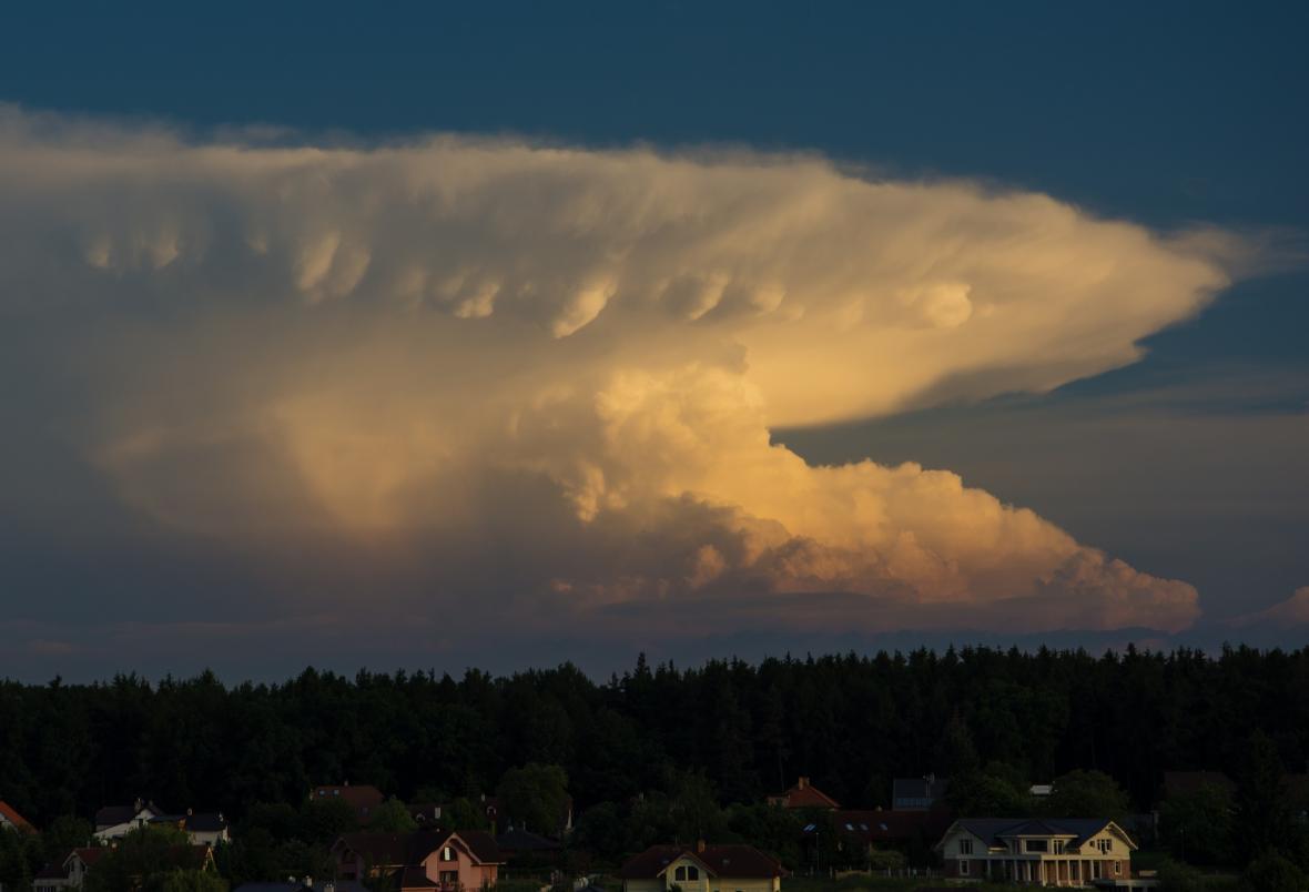 Bouřkový mrak