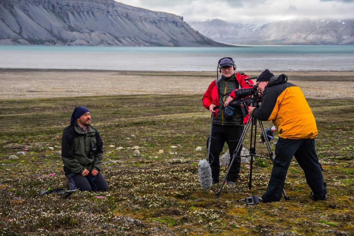 Čeští vědci v tající Arktidě