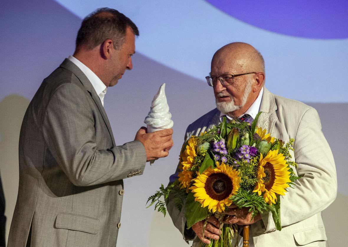 Výroční cena AČFK pro Vladimíra Körnera
