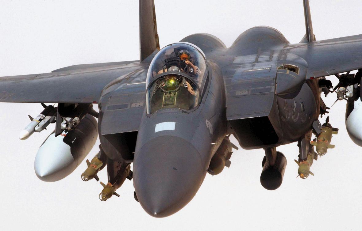 O amerických letounech Boeing F-15 Eagle se okrajově uvažovalo už před dvaceti lety a jen velmi teoretické šance má i nyní. Ačkoli se počítalo s jeho vyřazením, Boeing vyrábí pro americké letectvo nové verze EX