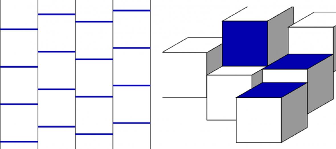 Kellerova domněnka ve 2D a 3D