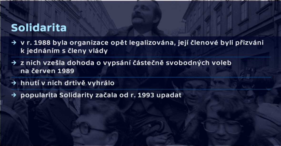 40 let od vzniku Solidarity